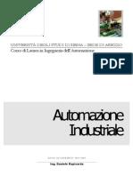 Dispense Corso Automazione Industriale