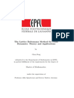 The Lattice Boltzmann Method for Fluid dynamics EPFL.pdf