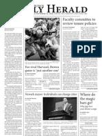September 25, 2009 Issue