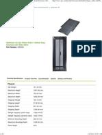 APC NetShelter SX 42U 750mm Wide x 1200mm