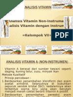 Presentasi Vitamin (AMAMI)