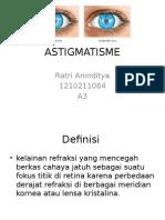 Astigmatism e