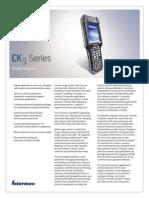 2d Handheld Intermec Ck3