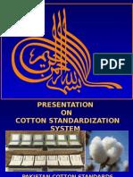 Presentation on Cotton Standardization 30-12-14