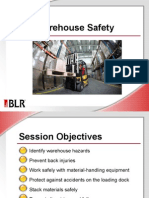 Warehouse Safety Presentation