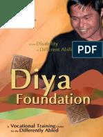 Diya Annual Report - II