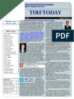 TIRF Newsletter 2014 12 December