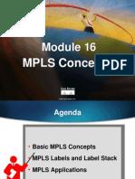 16 MPLS Concepts
