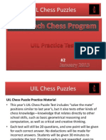 UIL Practice Test Jan 2013