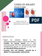 Heart Failure Drug, Dr Anggel