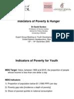 YdiDavidGordon Poverty
