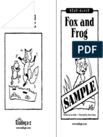 Fox and Frog