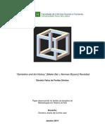 SIMOES, Daniela - Semiotics and Art History - Mieke Bal and Norman Bryson Revisited