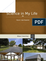 science in my life