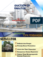 Separator Gas - E.nurisman