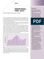 Trends in international arms transfers, 2014