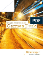 Maak kennis met German Desk