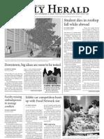 November 2, 2009 Issue