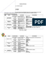 Programacion Anual Cómputo 1ro de Primaria
