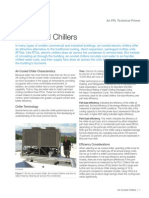Air Cooled Chillers - FPL Primer