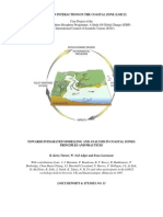 TOWARDS INTEGRATED MODELLING AND ANALYSIS IN COASTAL ZONES