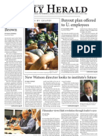 November 5, 2009 Issue