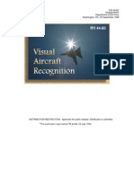 Visual Aircraft Recognition