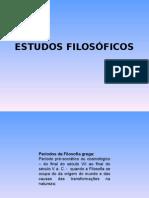 Estudos de Filosofia e Educação