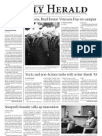 November 12, 2009 Issue