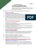 HKG Letter Regarding FFA