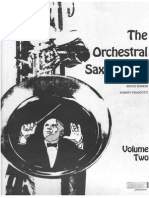 The Orchestral Saxophonist 1