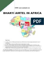 Bharti Airtel in Africa