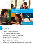 El Presupuesto de Un Proyecto - Presentación (18)