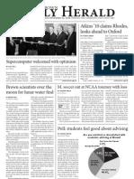 November 23, 2009 Issue