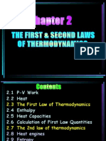 2 the 1st 2nd Laws of Thermodynamics