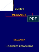 Curs1_Mecanica