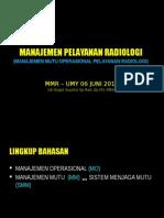 Mo Pelayanan Radiologi