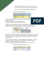 For Splitting Document in General Ledger View