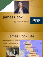 james cook presentation by shams 5b