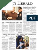 December 1, 2009 Issue