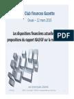 Les schemas de mutualisation par Franck Claeys