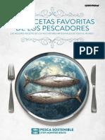 Las Recetas Preferidas de Los Pescadores