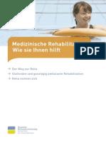 Medizinische Rehabilitation