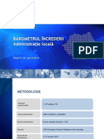 IRES-Barometrul Increderii