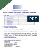 Informe Diario Onemi Magallanes 16.03.2015