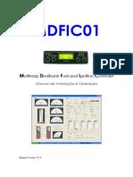Manual MDFIC-01