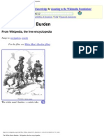 The White Man's Burden - Wikipedia, The