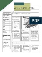 i Mperialism 1850 –1914