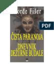CISTA-PARANOJA