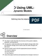07 UML Dynamic
